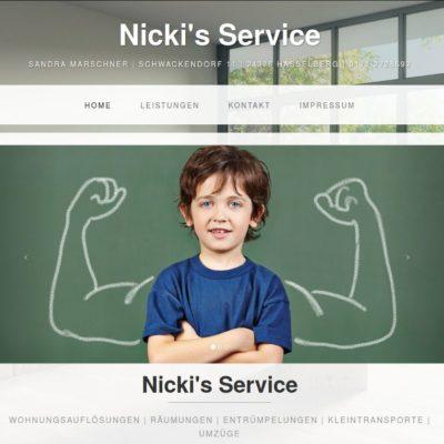 Nickis Service Wohnungsauflösungen