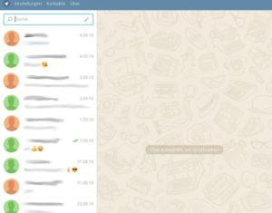 Telegram Kontaktliste
